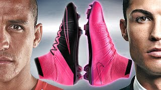Ronaldo VS Sánchez - Boot Battle: Nike Superfly IV Synthetic vs Leather - Test & Review