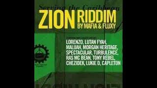Zion Riddim Mix (FlashBack 2020) (ft Turbulence, Lutan Fyah, Capleton, Chezidek, Morgan Heritage)