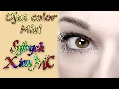 ojos color miel youtube