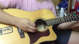 Trách Ai Bây Giờ - Đông Nhi Guitar Acoustic cover +Hợp Âm Đầy Đủ =))))