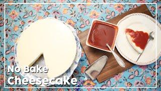 No Bake Cheesecake - My Recipe Book By Tarika Singh