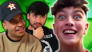 This Man Can't Be Serious!? (Morgz Reaction)