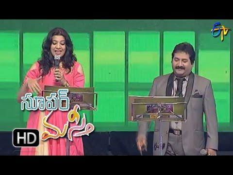 Aray O Samba Song | Mano,Geetha Madhuri Performance | Super Masti |Nellore|14th May 2017| ETV Telugu