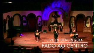 Fado de Coimbra - Não sei - Berlim 2014 (Fado ao Centro)
