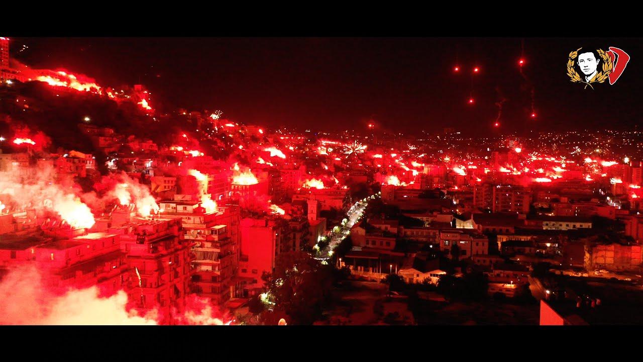 Fanatic Reds : Belouizdad Campeón