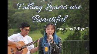 헤이즈 Heize   떨어지는 낙엽까지도 Falling Leaves are Beautiful   cover by Edlyn J