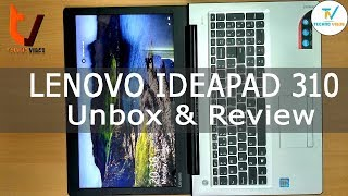 LENOVO ideapad 310-15ISK Unboxing amp Review