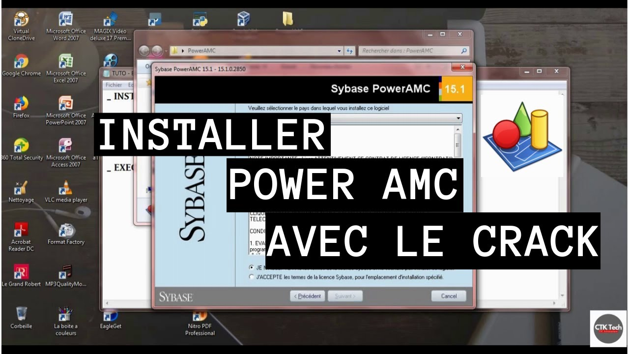 AVEC TÉLÉCHARGER SYBASE POWERAMC CRACK 15.1