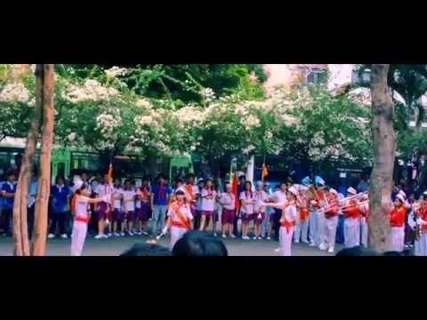 Đội nhạc Kèn Võ Thành Trang - Hội Thi Liên Hoan Trống Kèn Cấp Thành Phố 2014