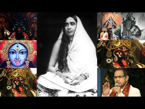 Kali Maa Darshan to Sarada Devi ( కాళి దర్శనం శారదా దేవికి ) Brahmasri Chaganti Koteswara Rao Garu