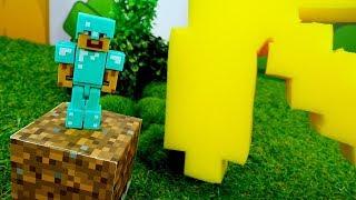 Как сделать в Майнкрафт ферму автоматической? Обзор игры Minecraft.