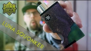 Luna Squonk from Asmodus ~ Ultroner ~ Review ~ I get it now