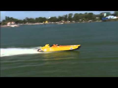 Class 1 Romanian Grand Prix 2008 offshore powerboat racing