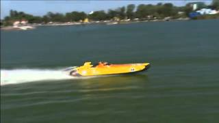 Class 1 Romanian Grand Prix 2008 offshore powerboat racing