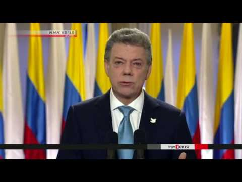 Colombia, FARC agree to revised peace deal