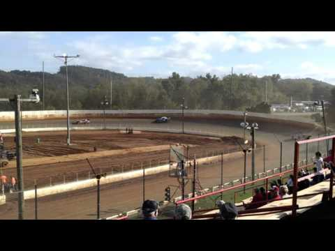 Cleveland Speedway ledgend cars 10/11/15