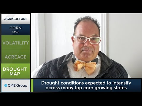 May 4 Grains Commentary: Scott Shellady