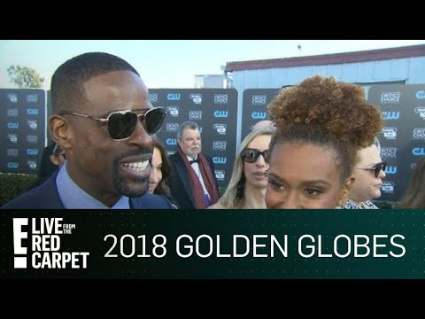 Sterling K. Brown Reads a Text From Oprah at the 2018 CCAs | E! Live from the Red Carpet from YouTube · Duration:  2 minutes 16 seconds