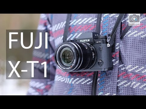Fujifilm X-T1 - Обзор Топовой Беззеркальной Фотокамеры на Kaddr.com