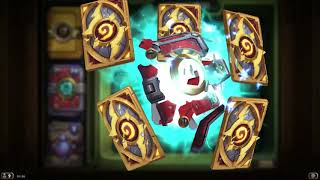 Hearthstone: The Boomsday Project - Opening 50 Packs