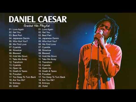 Download DanielCaesar Greatest Hits Full Album - Best Songs Of DanielCaesar Playlist 2021