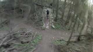 Hydrocut - Kamikaze Trail, April 2012