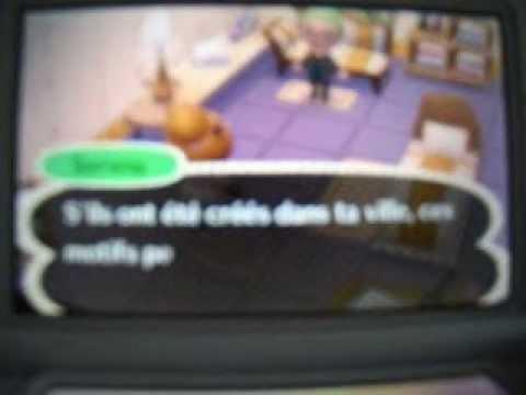 E09 Animal Crossing New Leaf la Wifi partie1 le salon de détente