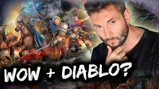DIABLO + WOW? GUARDIANS OF EMBER! #AD