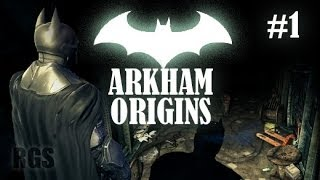 Batman: Arkham Origins Gameplay PC - (First Hour Of Gameplay) Maxed Out Graphics [HD]