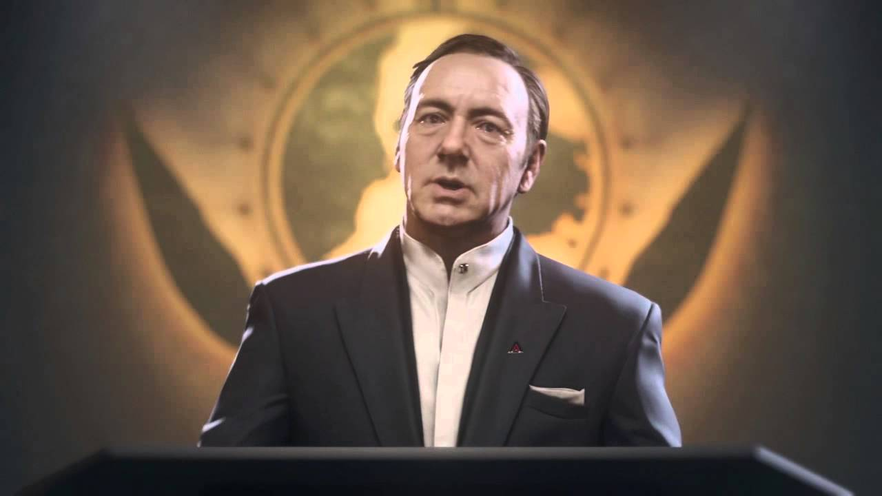 Spoiler: Call of Duty®: Advanced Warfare Irons aka Kevin ...