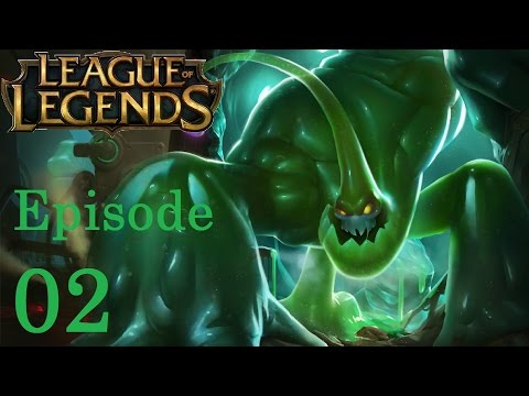 CRAAAZY Multiplayer: League of Legends - Trolling Crazy (Zac Jungle)