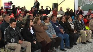 Aterriza Egidio más obras en Soto La Marina