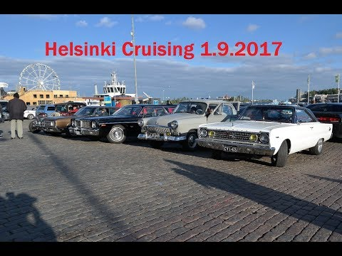 Helsinki Cruising Live-stream (Via Samsung Galaxy s8+)