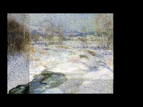 American Impressionism: Willard Leroy Metcalf (1858 – 1925)