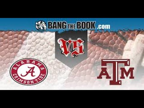 2015-10-17 No. 10 Alabama at No.9 Texas A&M No Huddle