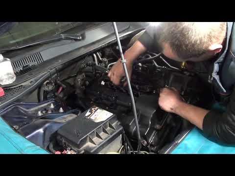 Додж Крайслер 2.7 V6 клапана больше не гнет.