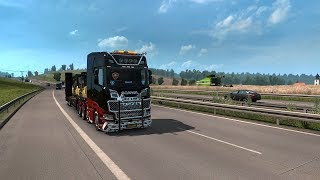Baltic Sea DLC First Look & Welcome in Russia! (Euro Truck Simulator 2)