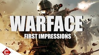 WARFACE | First Impressions | Free to play PC Shooter | (1080 Max Settings Gameplay)