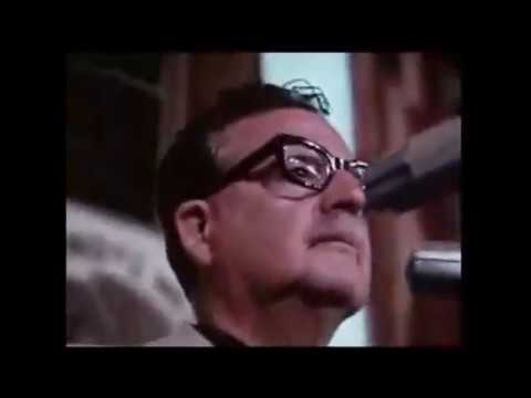 Salvador Allende (Chile)  El mejor discurso de la Historia. Universidad de Guadalajara (México