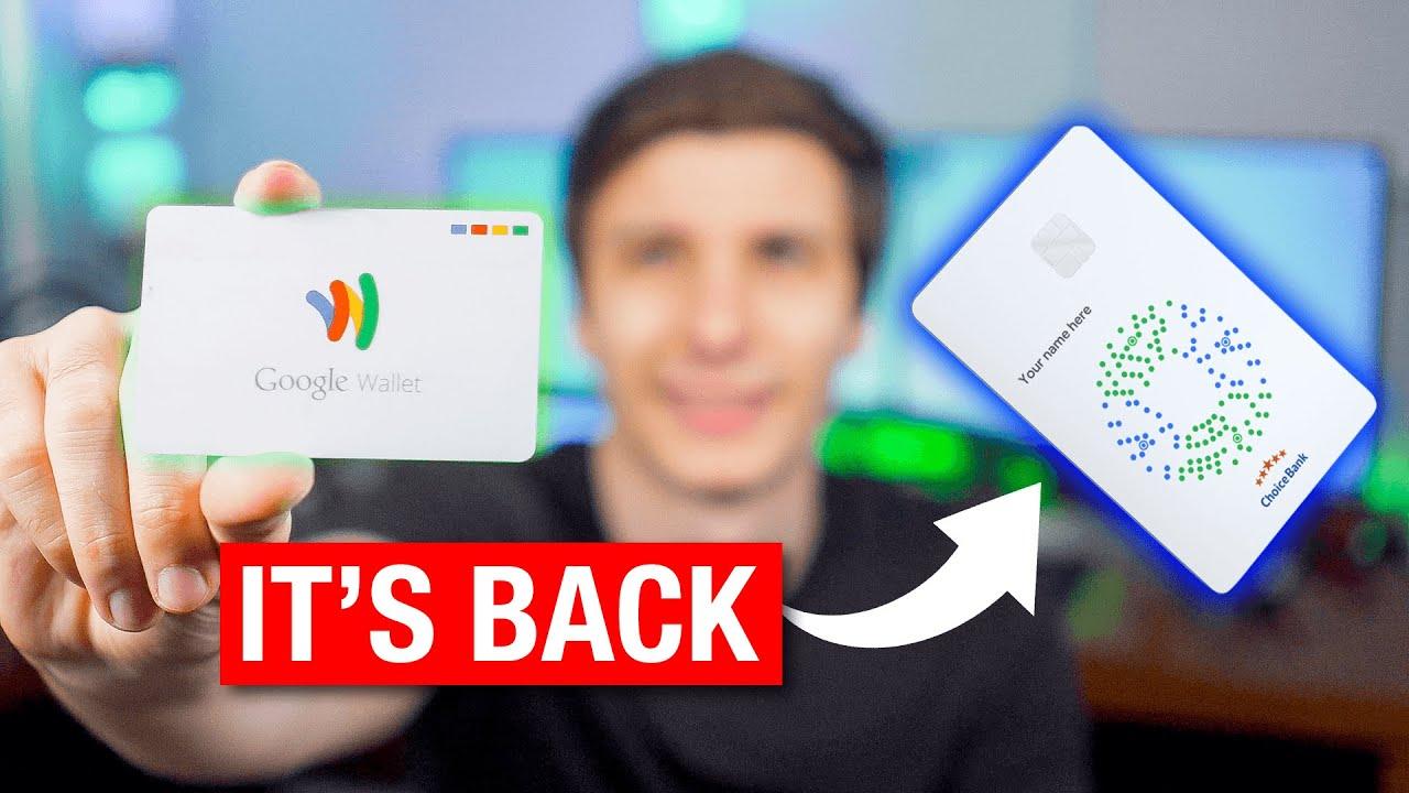 Tarjeta de débito de Google: Sí, próximamente (más actualizaciones técnicas) + vídeo