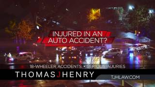 Injured in a Car Accident? Call Thomas J. Henry Injury Attorneys