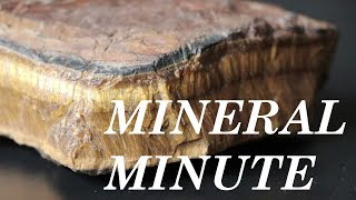 Mineral Minute: Tiger's Eye