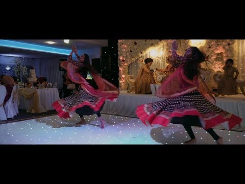 Bollywood Dance | Live at a Wedding | Performance by the SonAash Sisters | Captured by Rapyal Media