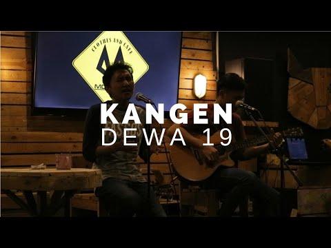 Dewa 19 - Kangen (Cover) | Halik Kusuma Feat Uel