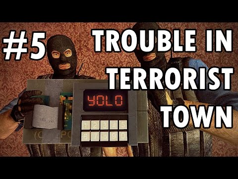 Психологическая битва [Trouble in Terrorist Town] #5