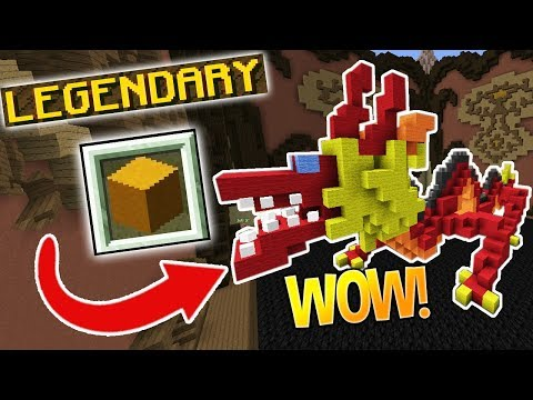 OUR BEST LEGENDARY BUILD EVER!! (Minecraft Build Battle)