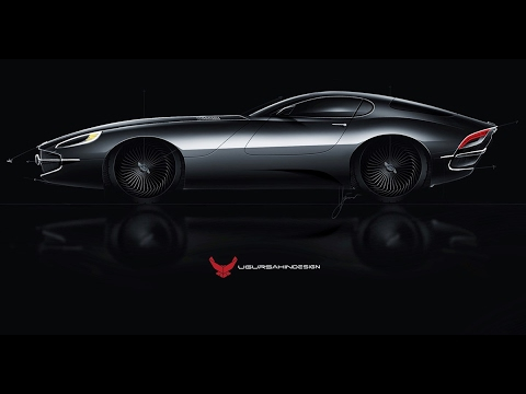Jaguar E Type 2017