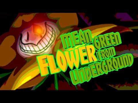 Undertale Song Parody: Mean Green Flower from Underground - Haylizbeth