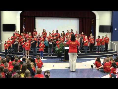 2015 Crossroads Elementary School Opening Ceremony