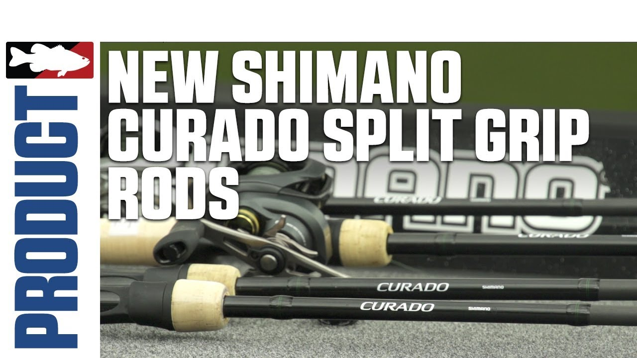 Jared Lintner and Alex Davis Discuss the New Shimano Curado Split Grip Casting Rods